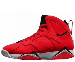 Chinese  High quality 7s jumpman sneakers basketball shoes 7 Men Women sports shoes online wholesale US size 5.5-13 manufacturers