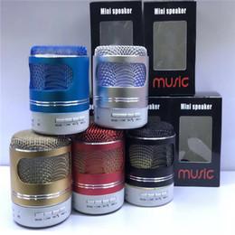 $enCountryForm.capitalKeyWord NZ - Hot High-end Quality Wireless Bluetooth Speaker G11 Mini Music Player Outdoor Speaker, The Best Sound Quality, Super Bass
