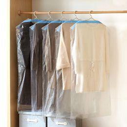 suit vacuum 2019 - NEW Vacuum Storage Bags Cover Clothes Protector Garment Suit Coat Dust Cover Protector Wardrobe Storage Bag Home Organiz