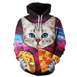 Pizza Cat Hoodies Men Women Brand Sweatshirts Unisex 3D Pritned Pullover  6xl Coats Plus Casual Tracksuits Autumn Male Jackets eee8ce233ac4