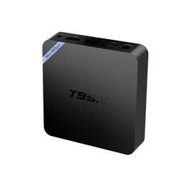 MeMory 2g online shopping - T95N Mini Android TV Box S905X Quad Core Wifi G G or G G Memory Smart Set top Box for x96