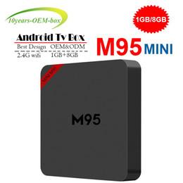 $enCountryForm.capitalKeyWord Australia - M95 MINI M9S T2 Android 7.1 TV Box Allwinner H3 1GB 8GB eMMC Flash 4k Streaming Media Player MXQ PRO RK3229 Better TX3 X96 MINI S905W H96MAX