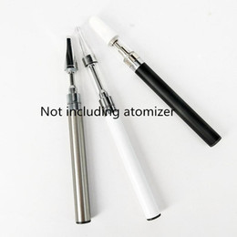 vaperizer pens UK - Rechargeable 510 Thread Vape Battery 350mah Pens For M6T10 th205 G5 Thick Oil Vaperizer M3 Buttonless Battery With ego USB Charger