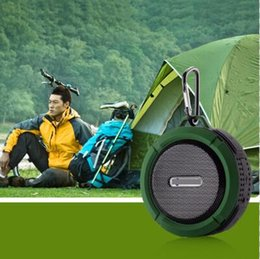 Teeth Music NZ - 2018 Mini Promotion Speaker Waterproof Shower Speaker Blue tooth for MP3  MP4 Playing it is company with you Camping cycling music