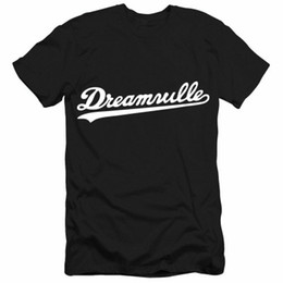 Brand logo shirts online shopping - Brand Designer Cotton Tee New Sale DREAMVILLE J COLE LOGO Printed T Shirt Mens Hip Hop Cotton Tee Shirts Color High Quality Hot Sale