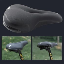 Discount soft mountain bike seats - Bicycle Seat Saddle Mountain Bike Seat Cushion Soft Big Butt Comfortable Thickening