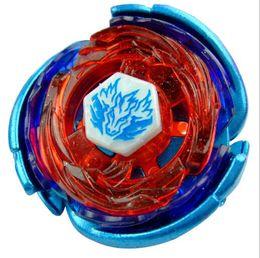 Gyro Toys NZ - 50% Mercury Blue Alloy Combat Constellation Assembled Spiral Spin Toys Iron War Spirit Battle Constellation Rotation gyro game Toys