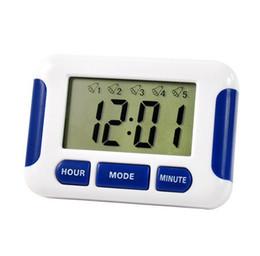 $enCountryForm.capitalKeyWord NZ - 200 pcs Alarm Clock 5 Groups Noisy Bell 12 24 Hours Countdown Multi Kitchen Home House Lab