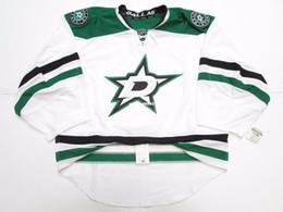 $enCountryForm.capitalKeyWord NZ - Cheap Custom DALLAS STARS AUTHENTIC AWAY TEAM ISSUE EDGE JERSEY GOALIE CUT 60 Mens Stitched Personalized hockey Jerseys