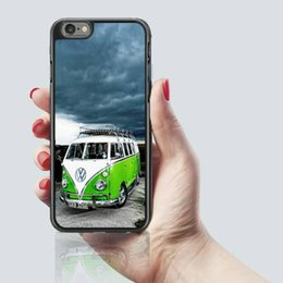 44e7da76db1d3e Classic VW Camper Van Phone Case For Iphone 5c 5s 6s 6plus 6splus 7 7plus Samsung  Galaxy S5 S6 S6ep S7 S7ep