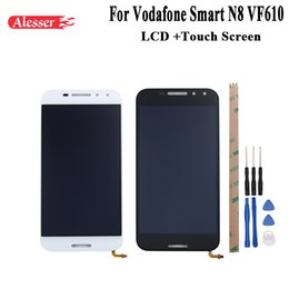 $enCountryForm.capitalKeyWord NZ - Alesser For Vodafone Smart N8 VF610 LCD Display and Touch Screen Assembly Repair Parts With Tools For Vodafone Smart N8 VF610