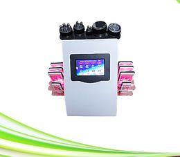 Ultrasonic Lipolysis Machine Canada - free shipping 6 in 1 Slim Ultrasonic Vacuum Tripolar RF Cellulite Cavitation Lipolysis Machine