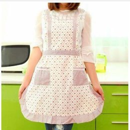 $enCountryForm.capitalKeyWord Canada - Women Men Apron Commercial Restaurant Bar Home Bib Spun Poly Cotton Kitchen Aprons Pink White Black Cactus Apron Cleaning Protections Ins