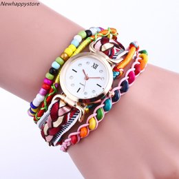 Cheap Ladies Watch Bracelet NZ - Fashion Cheap Price Women Bracelet Watches Multicolor Quartz Luxury Watch Ladies Wristwatch Relogio Feminino Clock Drop Shipping