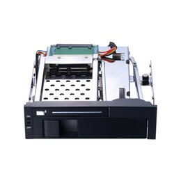 Sata plug online shopping - 5 inch internal hot plug hdd mobile rack for optical bay support inch HDD without USB3 port