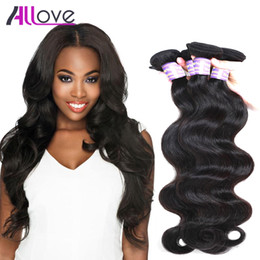 Wholesale Peruvian Hair Natural Color A Body Wave Mink Brazilian Virgin Hair Bundles Mix Length Brazilian Human Hair Weaving
