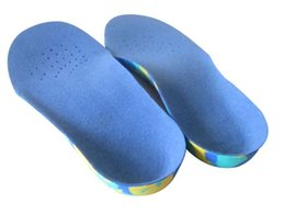 $enCountryForm.capitalKeyWord UK - Full Length Orthotic Gel High Arch Support Kid Insole Absorb Shock Children Insoles Footbed for Reducing Foot Pain LC00018