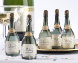 Wedding Favors Champagne Bottles Australia | New Featured Wedding ...