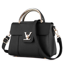 $enCountryForm.capitalKeyWord UK - Fashion Designer Women Handbag PU Leather Bags Handbags Ladies Portable Shoulder Bag Office Ladies Hobos Bag Totes T03
