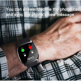 Sim Card Smart Watch Sony Australia - For XiaoMi Redmi Sony  Cubot L17 Smart Watch Phone Support 2G SIM TF Card Dial Call Fitness Tracker Smartwatch