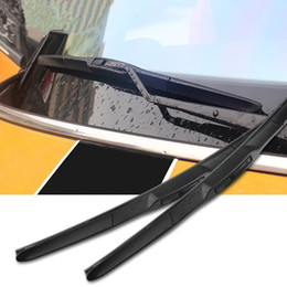 $enCountryForm.capitalKeyWord NZ - 1 Pair Car Front Wiper Blade Soft Rubber Window Clean Windshield Wipers for Mini Countryman F60 2017 2018 Replacement Accessories