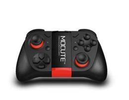 MOCUTE 050 Bluetooth3.0 Kablosuz Gamepad VR Oyun Denetleyicisi Android Oyun için Joystick Bluetooth Kontrolörleri Android Smartphone K-JYP