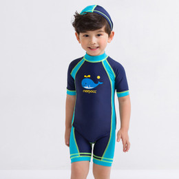Chinese  9 Styles Child Swimwear One Piece Boys Girls Swimsuits Kids Bathing Suits Baby Swimsuit Girl Children Beach Wear Diving Swimming Suit DHL manufacturers