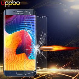 touch screen s6 2019 - Uppbo Tempered Glass For Galaxy S8 S7 S5 S4 S3 S2 Mini S8 S6 Edge Plus Xcover 4 Touch Screen Protector Flim discount tou