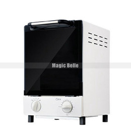 Sterilizer Salon online shopping - Nail Tool Dry Heat Sterilizer Portable Sterilizing Nail Art Equipment high temperature disinfection cabinet Beauty Salon Sterilizer Box