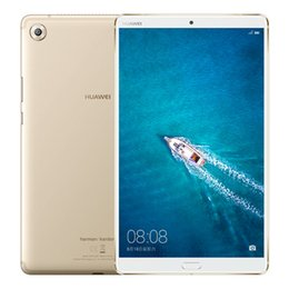 4gb ram 32gb tablet pc UK - Original Huawei Mediapad M5 Tablet PC 4GB RAM 32G ROM Kirin 960 Octa Core Android 8.4 inch 13.0MP Fingerprint Face ID Smart PC Pad