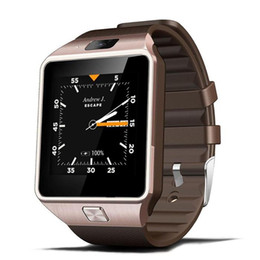 smart watch phone dual core NZ - QW09 Android 3g Smart Watch Wifi Bluetooth 4.0 MTK6572 Dual Core 512MB RAM 4GB ROM Pedometer SIM SD Card 3G Smartwatch Phone VS DZ09 MQ10