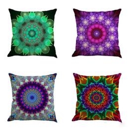 $enCountryForm.capitalKeyWord UK - Fashion Mandala Bohemia Pillow Case Romantic Novelty Throw Cushion Cover For Sofa Bed Decorations Many Styles 5 5ny ZZ