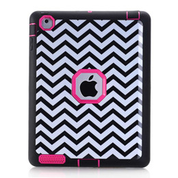 Ipad Tablet Stands NZ - Kids Child Handle Case Cover for Apple iPad 2 3 4 A1460 A1459 A1458 Tablet Smart Stand Cover Shockproof Case+Stylus Pen+Film.