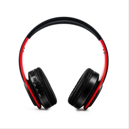 Wireless Usb Music Headphones Australia - LPT660 Bluetooth V4.0 TF Card FM Radio Wireless Headphone Foldable Headset Music Stereo Bass With Mic For PC Mobile Phone Mp3