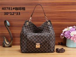9c0098a6a00a 2018 styles Handbag Famous Designer Brand Name Fashion Leather Handbags  Women Tote Shoulder Bags Lady Leather Handbags Bags purse40781