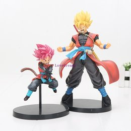 New Sale Super Dragon Ball Heroes Goku Avatar PVC Figure Collectible Model Toy For Kids Phone Accessories