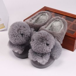 $enCountryForm.capitalKeyWord UK - winter cotton slippers warm indoor outdoor home cute cartoon cartoon Korean home plush slippers