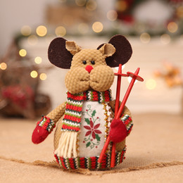 $enCountryForm.capitalKeyWord NZ - christmas decorations for home in Pendant Drop Orname Santa Claus Elk Ornament Festival Party Xmas Table Decor Doll