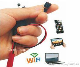 Vente en gros Chaude 1920 * 1080 P Mini Caméra Vidéo Wifi P2P Module DIY DIY Mini DV DVR Sans Fil IP Caméra de Surveillance CCTV S06