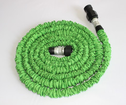 Discount magic hose wholesale - Garden Hose Expanding Magic Flexible Watering Hose Plastic Hoses Pipe With Spray Gun Tube Hoses 50FT Garden Water Hose