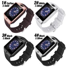 DZ09 Smart Watch Dz09 Montres Bracelet Android Montre Smart SIM Intelligent Téléphone Mobile Sommeil État Smart montre Détail Paquet