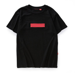 Crew Neck Pink T-shirt Verano Nuevos Hombres Mujeres Camiseta Hip Hop Camiseta Casual 9 Colores