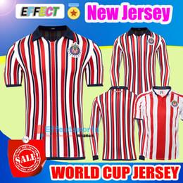 New 2018 Chivas de Guadalajara World Cup Soccer Jerseys Long Sleeve Kit  Retro 110 Year 2019 MEXICO Club A.PULIDO Thailand Football Shirts bead73a8a