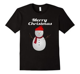 $enCountryForm.capitalKeyWord Australia - Matching Family Holiday T Shirts For Christmas Cute Snowmanprinted Mens Men T Shirt New Summer Style Top Tee