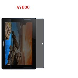 More Anti NZ - For Lenovo A7600 Tab A10-70hv A10-8hc 10.1inch Screen Protector Privacy Anti-Blu-ray effective protection of vision