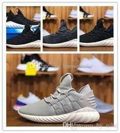 4b0da92b66c7 2018 New Tubular Doom Sock PK Y-3 casual shoes Comfort Mesh Men women shoes  BY2123 civilian small Y3 small coconut king