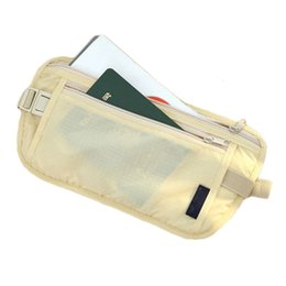 $enCountryForm.capitalKeyWord UK - Unisex Casual Functional Bag Waist Pack Bag Money Phone Belt Storage Coin Purse Multifunction Case for Travel Bolsa #