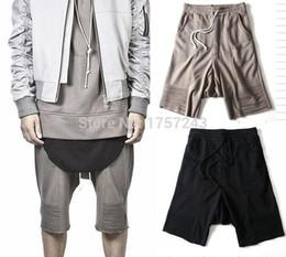 $enCountryForm.capitalKeyWord Australia - Fashion- New Fashion Mens Jumpsuit Sweatpants Trousers Hip Hop Clothing Men Jogger Khaki Harem Biker Joggers Sweat Men Shorts