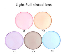 $enCountryForm.capitalKeyWord Canada - High-quality MR-8 full-tinted lens double tinted color for sunglasses and prescription glasses muti-color option factory wholesale