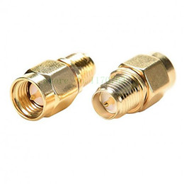 $enCountryForm.capitalKeyWord UK - 50 pcs RF coaxial coax adapter SMA Male to RP SMA Female Connector Plug